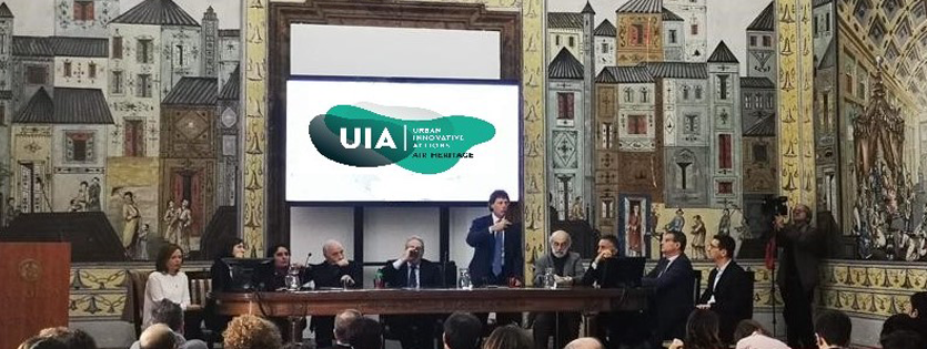 Presentato a Portici il progetto europeo AIR-HERITAGE