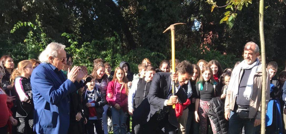 Festa dell'Albero e workshop con Fondazione Portici Campus: Air Heritage incontra le scolaresche