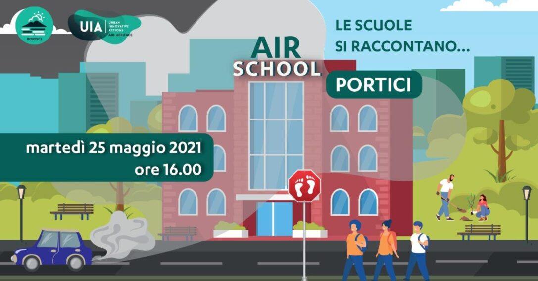 """""""Air School Portici"""": le scuole si raccontano… partecipa e ascoltale"""
